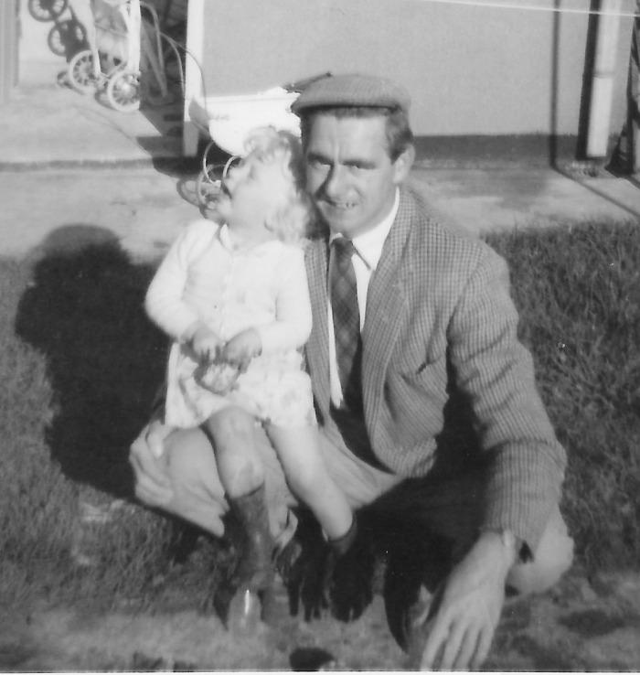 Belinda and Dad
